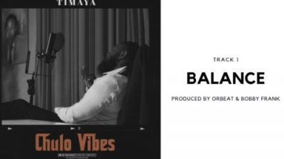 MP3 : Timaya - Balance