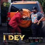 BoomBoxx x Teni - I Dey