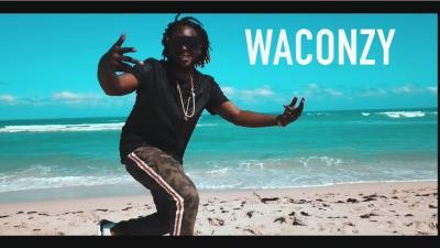 Lyric VIDEO: Waconzy - Enjoy