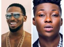 D'banj & Reekado Banks Working Together On A New Jam