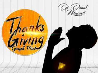 MIXTAPE: DJ Donak - Thanksgiving Gospel Mix