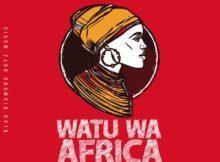MP3: Echo Deep X Benjy - Watu Wa Africa