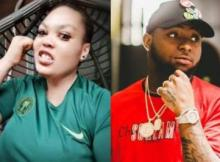 Fela's Daughter Blasts Man Who Says Davido Is Better Than Fela