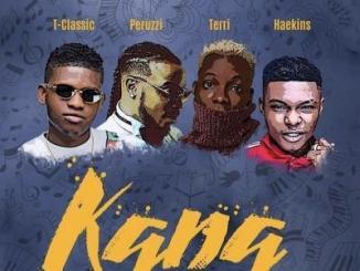 MP3: T-Classic - Kana ft. Peruzzi, Terri X Haekins