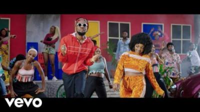 MP3 + VIDEO: Simi Ft Patoranking - Jericho