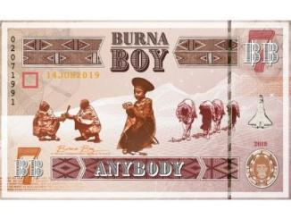 MP3: Burna Boy - Anybody
