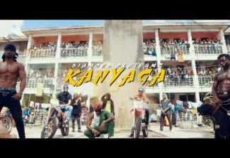 VIDEO: Diamond Platnumz - Kanyaga