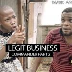 VIDEO: Mark Angel Comedy - Episode 212 (Legit Business)