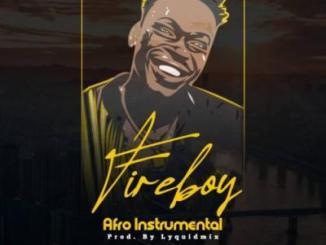 Instrumental: Lyquidmix - Fireboy (Afro)