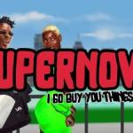 VIDEO: Mr Eazi - Supernova (Visualizer)