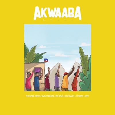 MP3: Mr Eazi x DJ Bullet x Michael Brun - Akwaaba Ayiti