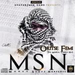 MP3: Oritse femi - Destiny
