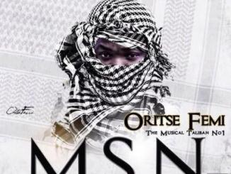 MP3: Oritse femi - Debe Confirm ft. Davido & B-Red
