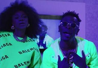 VIDEO: Becca - Driving License Ft Shatta Wale