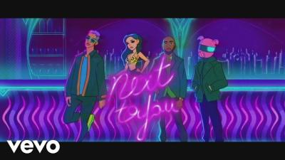 VIDEO: Becky G, Digital Farm Animals - Next To You Part II Ft. Rvssian, Davido