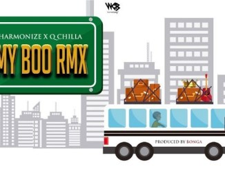 MP3: Harmonize Ft. Q Chilla – My Boo (Remix)