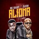 MP3: MC Galaxy – Aliona (Remix) Ft Zlatan