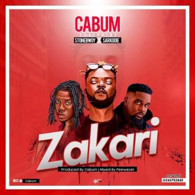 MP3: Cabum – Zakari Ft. Stonebwoy x Sarkodie