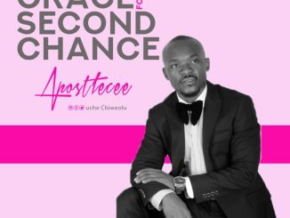 MP3: Apostle Cee – Grace For A Second Chance