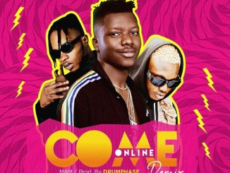 MP3: Q2 Ft. Zlatan X Naira Marley - Come Online (Remix)