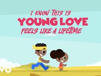 Lyrics: Adekunle Gold - Young Love