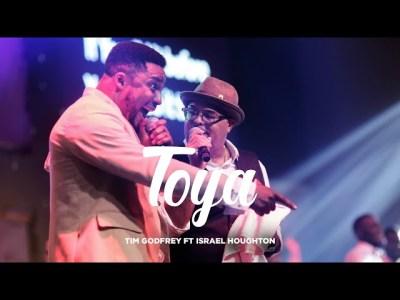 VIDEO: Tim Godfrey - Toya Ft. Israel Houghton