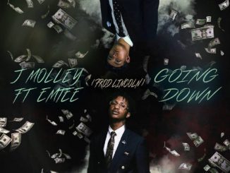 MP3: J Molley - Going Down Ft. Emtee