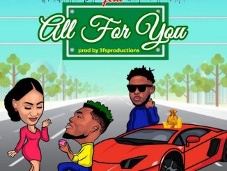 MP3: Camidoh Ft. Medikal - All For You