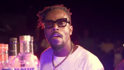 VIDEO: Kwaw Kese - Bottles Ft. Quamina MP