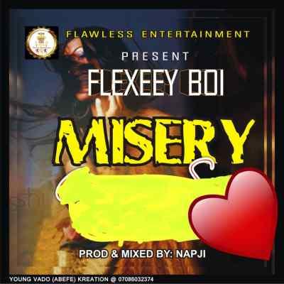 MP3: Flexeey Boi - Misery (Prod. Napji)