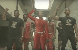 VIDEO: Lady Donli - Corner Ft. Van Jess x The Cavemen