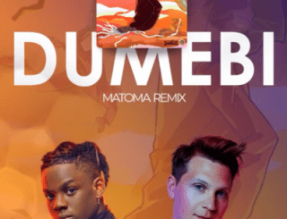 MP3: Rema x Matoma - Dumebi (Remix)