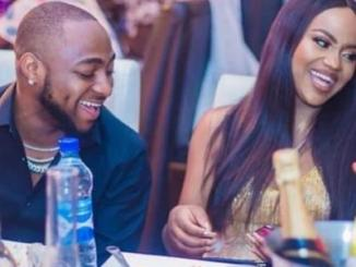 Davido Gives Update On Chioma's Health After She Tested Positive For The Coronavirus