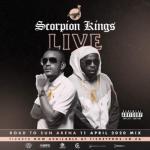 DJ Maphorisa ft. Kabza De Small – Scorpion Kings Road To Sun Arena 11 April Mix
