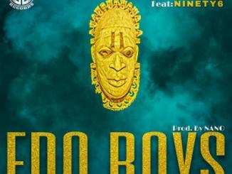MP3: Magnito ft. Ninety6 - Edo Boys