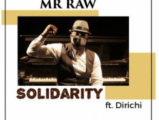 MP3: Mr Raw ft. Dirichi - Solidarity
