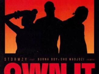 MP3: Stormzy ft. Burna Boy, Sho Madjozi - Own It (Remix)