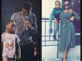 """Wizkid Is A Good Guy""- Shola Ogudu Recuses Her Baby Daddy From Trolls"