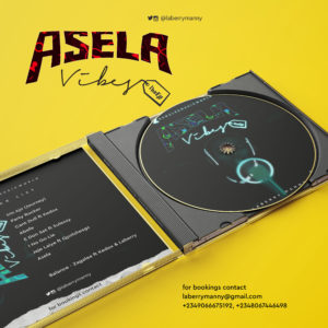 ALBUM: Laberry Manny - Asela Vibes (The EP)