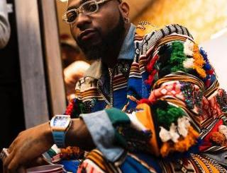 Davido's Fall Gets Gold Certification In Canada