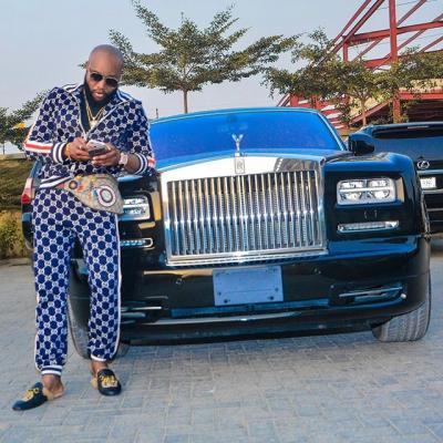 Kcee And Wife Welcome Baby Boy on Wife's Birthday