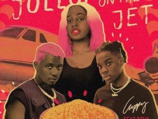 DJ Cuppy ft. Rema, Rayvanny - Jollof On The Jet