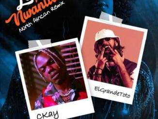 CKay ft. ElGrande Toto - Love Nwantiti (North African Remix)