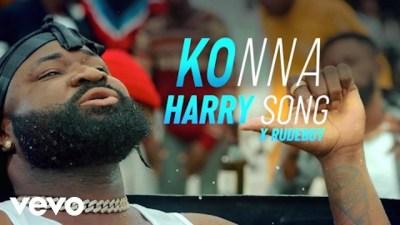 VIDEO: Harrysong ft. Rudeboy - Konna