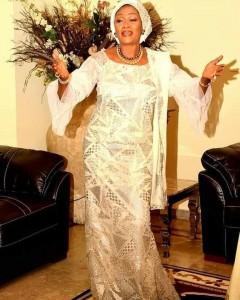 Check out Photos from Senator Oluremi Tinubu's 60th birthday celebration