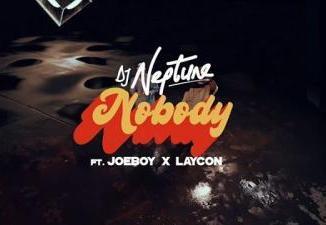 VIDEO: DJ Neptune ft. Joeboy, Laycon - Nobody (Icon Remix)