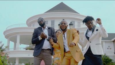 VIDEO: Killbeatz ft. Ofori Amponsah, King Promise - Odo Nti