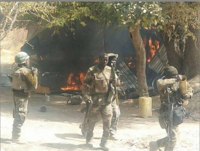 Army Kills 38 Boko Haram Fighters, Loses 2 Soldiers In Chikingudu, Borno