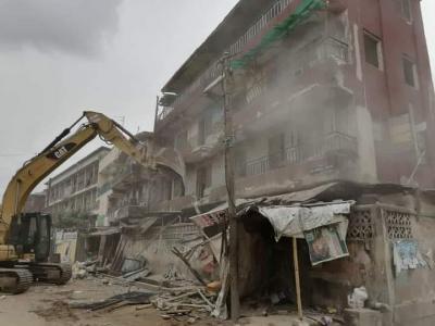 Building Collapse: Lagos Intensifies Preparations Ahead Of Rainy Season