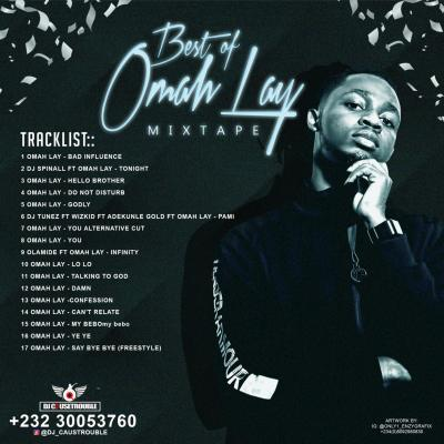 Mixtape: DJ Causetrouble - Best Of Omah Lay